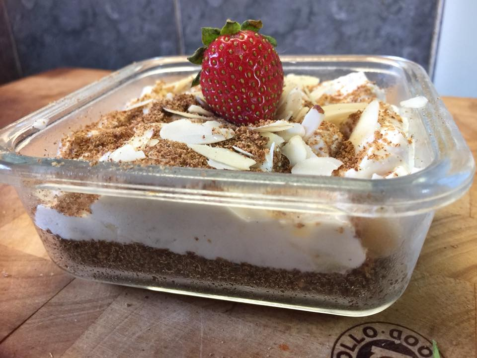 Mock Cheesecake